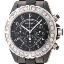 Chanel J12 H1178 Very good Ceramic 41mm Automatic