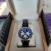 Wyler Vetta Steel 42mm Automatic 5220 pre-owned