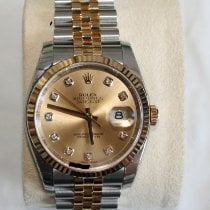 Rolex Datejust nuovo 2018 Automatico Orologio con scatola e documenti originali 116233