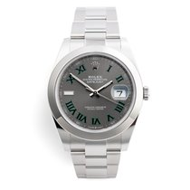 Rolex 126334-0021 Steel 2021 Datejust 41mm new United States of America, New York, New York