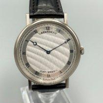 Breguet White gold Automatic Silver Roman numerals 38mm new Classique