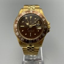 Rolex GMT-Master Yellow gold 40mm Brown No numerals United States of America, New York, Westchester County