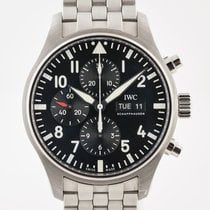 IWC Pilot Chronograph new 2020 Automatic Chronograph Watch with original box and original papers IW377710