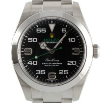 Rolex Air King 116900 Very good Steel 40mm Automatic