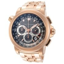 Carl F. Bucherer Rose gold 46.6mm Automatic 00-10620-03-33-21-SD pre-owned United States of America, Florida, Sarasota