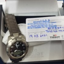 Tissot Titanium 42mm Quartz T047.420.44.057.00 pre-owned India, Vadodara