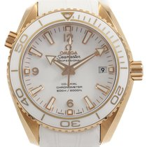 Omega Automatic White 42mm new Seamaster Planet Ocean