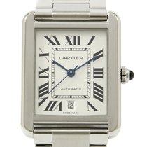 Cartier W5200028 Tank Solo 31mm pre-owned