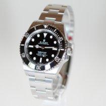 Rolex Submariner (No Date) Steel 41mm Black No numerals