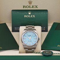 Rolex Steel 41mm Automatic 124300 new