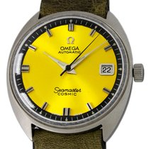 Omega Seamaster Steel 35mm Yellow No numerals United States of America, Utah, Draper