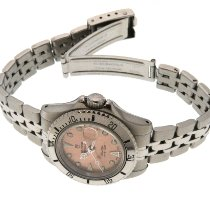 Tudor (チューダー) 女性用腕時計 26.4mm 自動巻き 中古 正規のボックスと正規の書類付属の時計