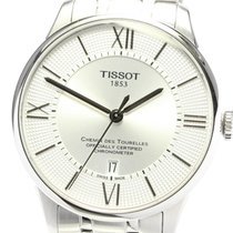 Tissot Steel 42mm Automatic T099408 pre-owned