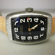 Dubey & Schaldenbrand Steel 27mm Automatic ALAD54/ST/BKW new United States of America, Texas, Houston