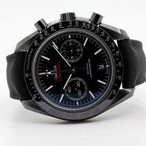 Omega Speedmaster Professional Moonwatch Ceramica 44,25mm Nero Senza numeri Italia, l'aquila