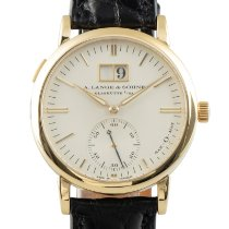 A. Lange & Söhne Yellow gold 37mm Automatic 358.021 pre-owned