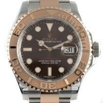 Rolex Yacht-Master 40 116621 Very good Gold/Steel 40mm Automatic