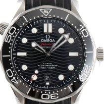 Omega Seamaster Diver 300 M 210.32.42.20.01.001 Muito bom Cerâmica 42mm Automático