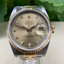 Rolex 16233 Gold/Steel 1994 Datejust 36mm pre-owned