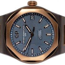 Girard Perregaux Laureato Rose gold 42,00mm Blue No numerals
