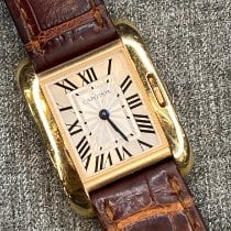 Cartier Tank Anglaise w5310005 Very good Rose gold 39mm Automatic United States of America, New York, new york