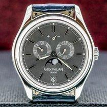 Patek Philippe Platinum Automatic 39mm Annual Calendar