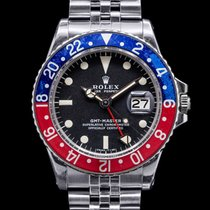 Rolex GMT-Master 1675 Steel 40mm Automatic United States of America, Massachusetts, Boston