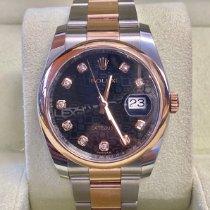 Rolex Datejust 116234 Ongedragen Staal 36mm Automatisch