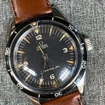 Omega Seamaster 300 Steel 39mm Black Arabic numerals United States of America, New York, new york