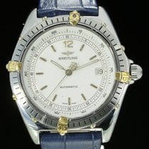 Breitling Antares Gold/Steel White