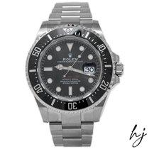 Rolex Sea-Dweller 126600 Очень хорошее Сталь 43mm Автоподзавод
