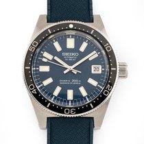 Seiko Prospex Steel 39.9mm Blue No numerals United States of America, Florida, Hollywood