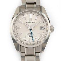 Seiko Grand Seiko Steel 40mm Silver No numerals United States of America, Florida, Hollywood