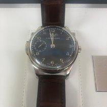IWC Portugieser Minute Repeater neu 2007 Handaufzug Uhr mit Original-Box und Original-Papieren IW524205