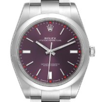 Rolex Oyster Perpetual 39 new 2016 Automatic Watch with original box and original papers 114300