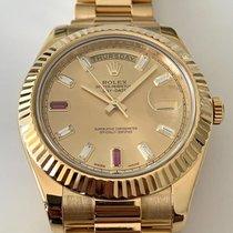 Rolex Day-Date II Geelgoud 41mm