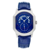 Daniel Roth pre-owned Automatic 35mm Blue