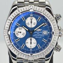 Breitling Chronomat Evolution Steel 44mm Blue No numerals United States of America, California, Stockton