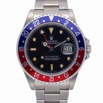 Rolex GMT-Master Steel 40mm Black No numerals United Kingdom, Radlett