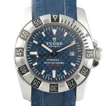 Tudor (チューダー) 女性用腕時計 ハイドロノート 31mm 自動巻き 中古 時計のみ 2009