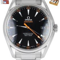 Omega Seamaster Aqua Terra Steel 41.5mm Black United States of America, New York, Smithtown
