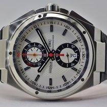 IWC Big Ingenieur Chronograph Acero 45,5mm Plata Arábigos