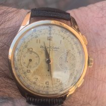 Philip Watch Rose gold 38mm Manual winding pre-owned