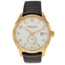 Hamilton Jazzmaster Maestro new Automatic Watch with original box and original papers H42575513