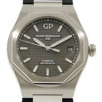 Girard Perregaux 38mm Automatic 81005-11-231-BB6A pre-owned