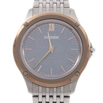 Citizen Eco-Drive One pre-owned 39mm Grey