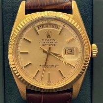 Rolex Day-Date 36 Oro amarillo Champán