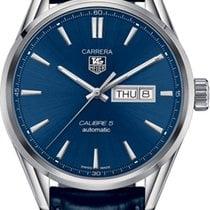 TAG Heuer Carrera Calibre 5 new 2021 Automatic Watch with original box war201e.fc6292