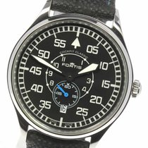 Fortis Steel 39mm Automatic 901.20.51LP/901.20.165 pre-owned