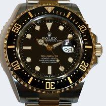 Rolex Sea-Dweller Acero y oro 43mm Negro Sin cifras España, Madrid